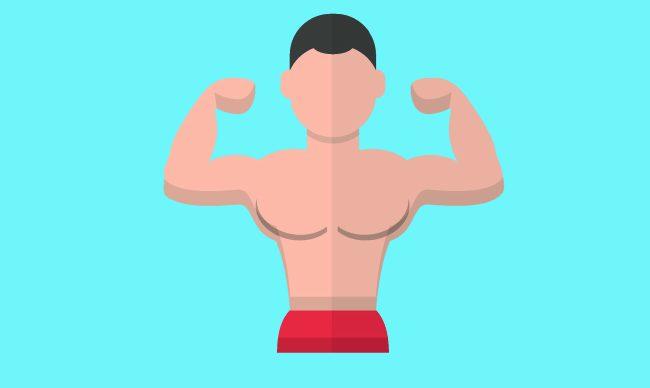 Как накачать грудные мышцы - упражнения для мышц груди